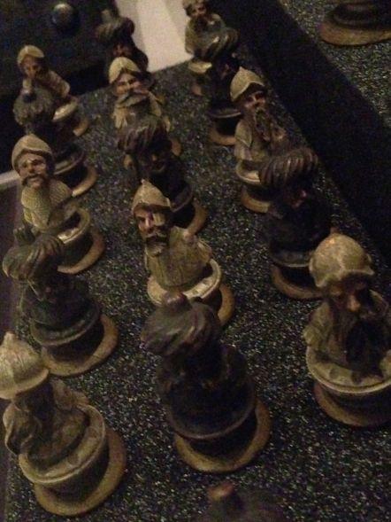 krigsschack